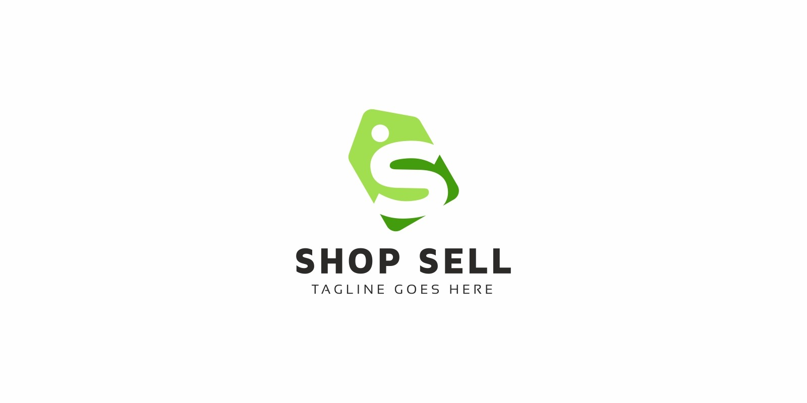 Shop Sell S Letter Logo