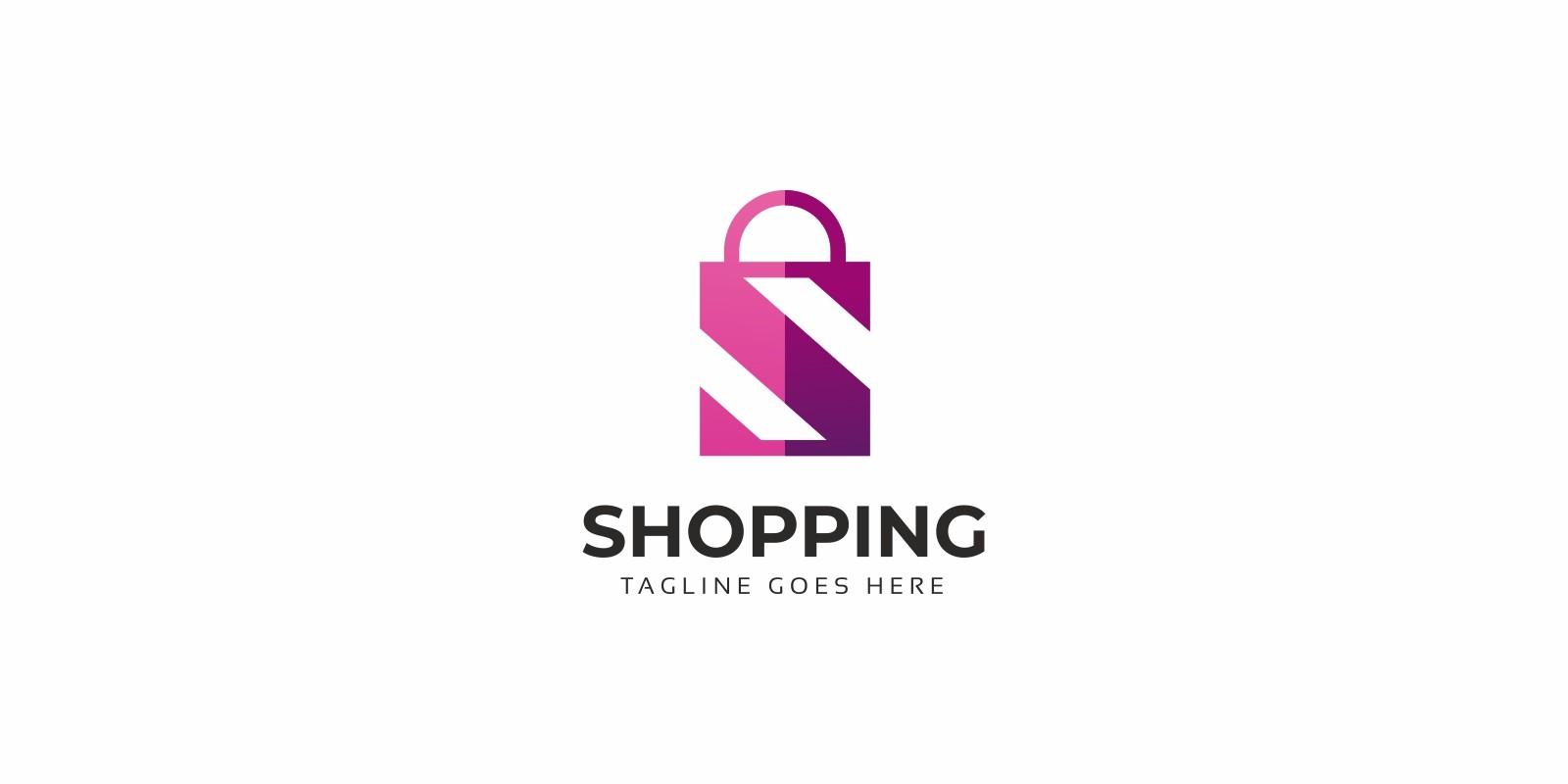 Shopping S Letter Logo
