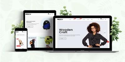 Presov - E-commerce Boostrap 4 Theme Template