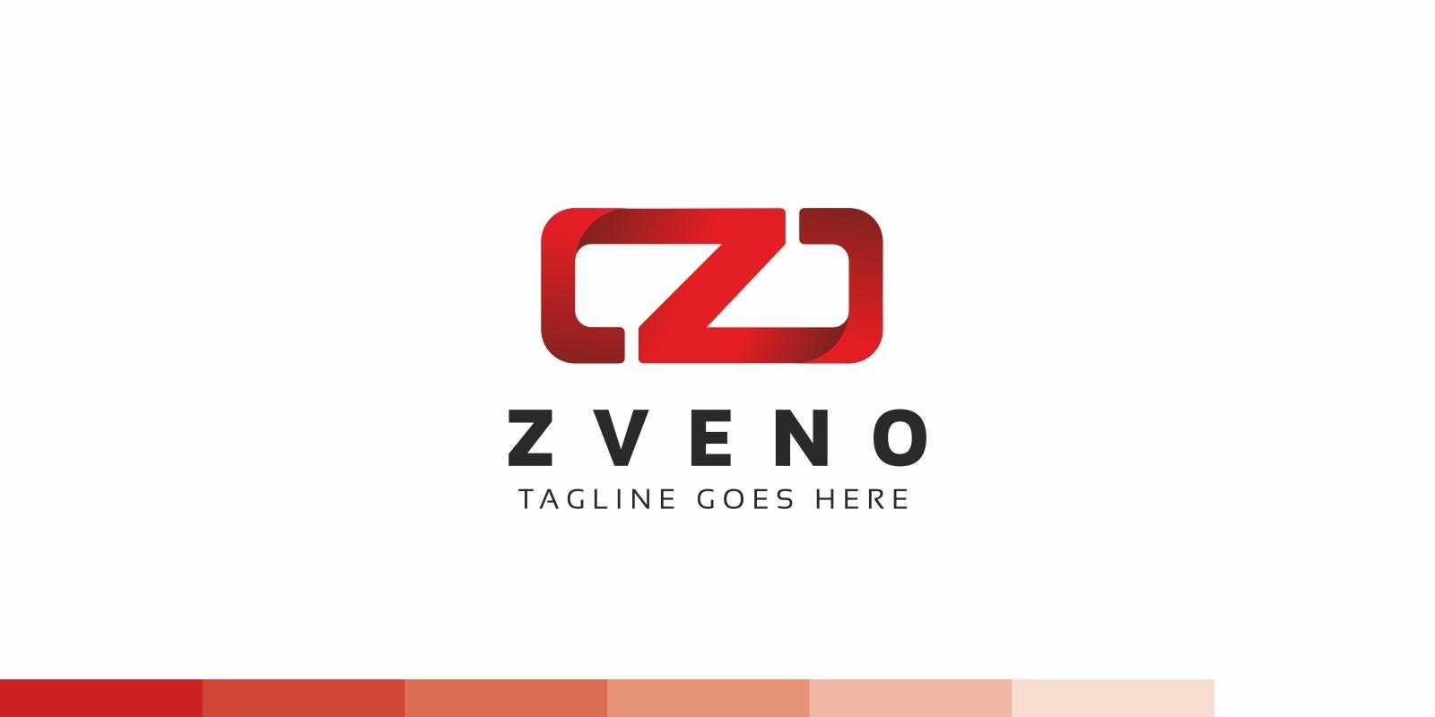Zveno Z Letter Logo