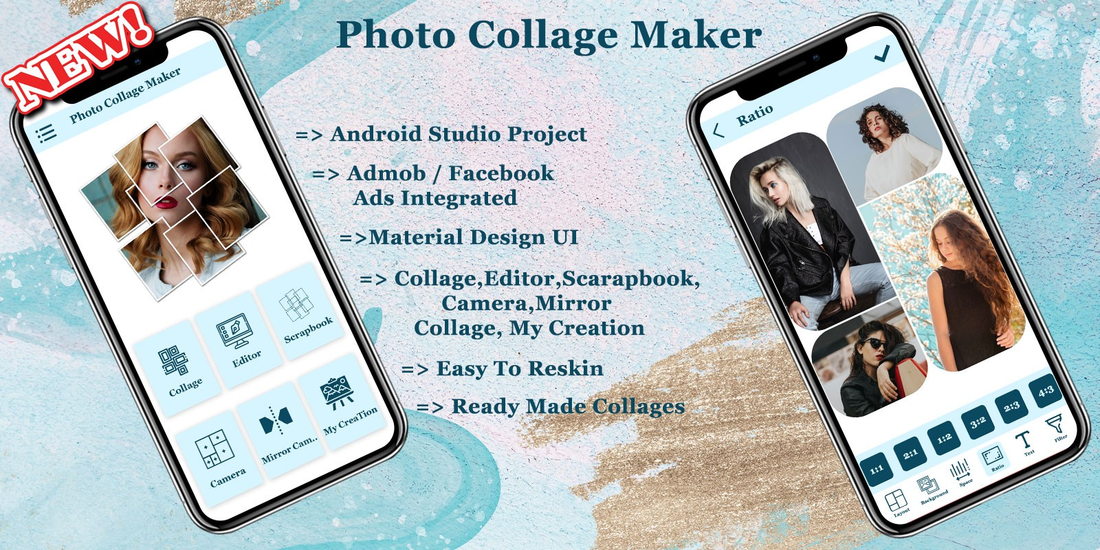 Android Photo Collage Maker Source Code
