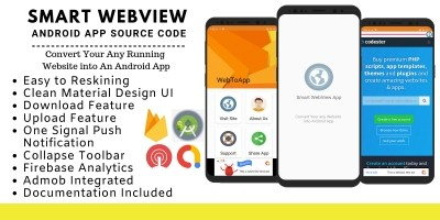 Smart WebView - Android Source Code