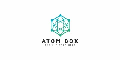 Atom Box Logo