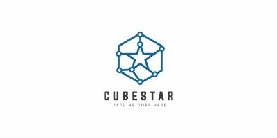 Cube Star Logo