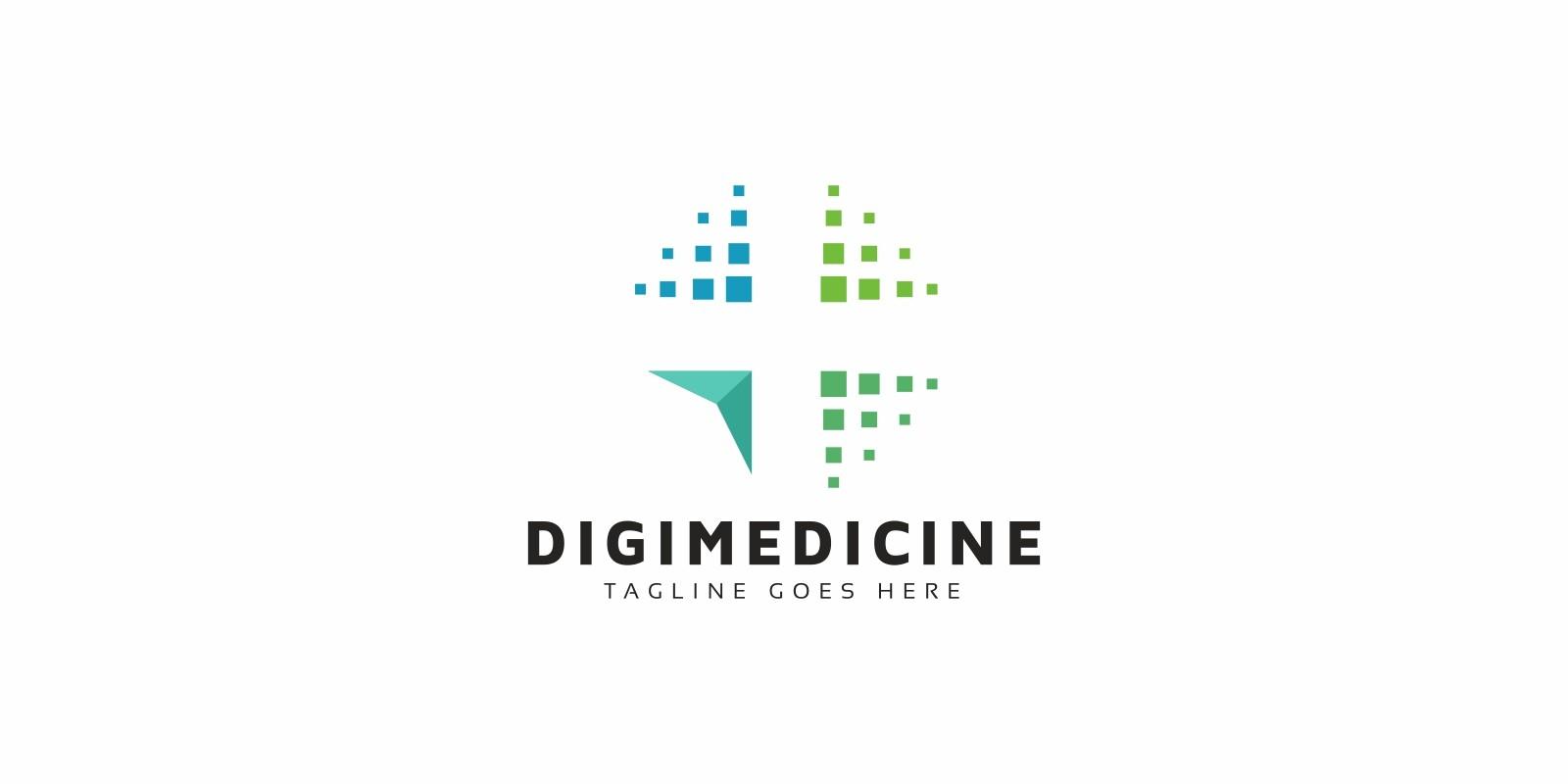 Digital Medicine Logo