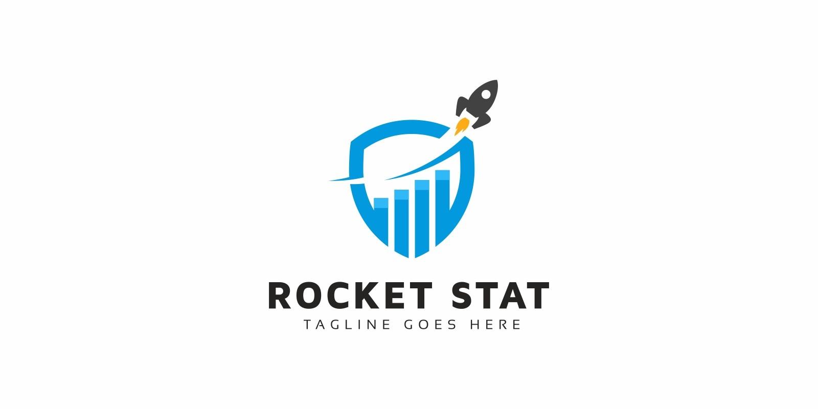 Rocket Stat Logo