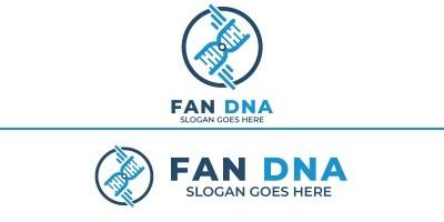 Fan Dna Logo Design