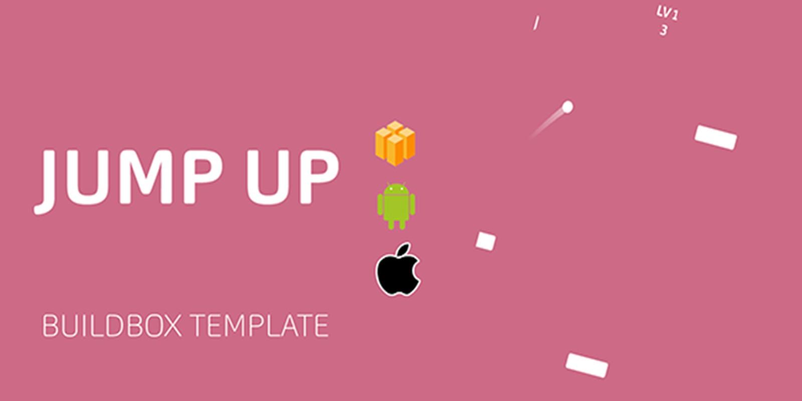 Jump Up Buildbox Template