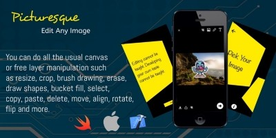 Picturesque - iOS Photo Editor