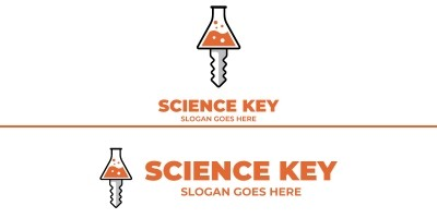 Science Key Logo
