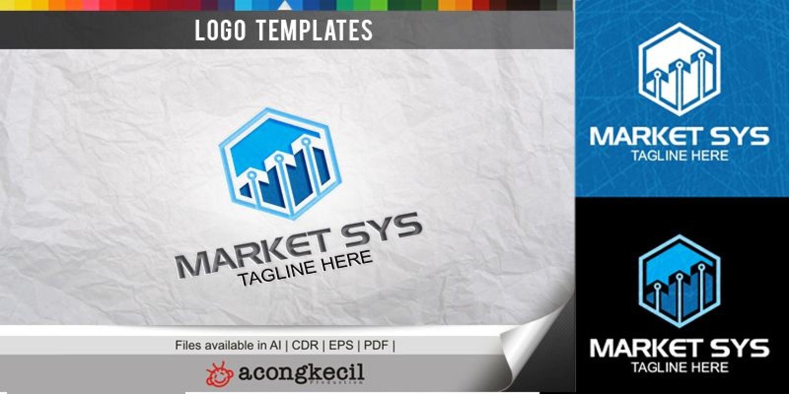 Market V1 - Logo Template