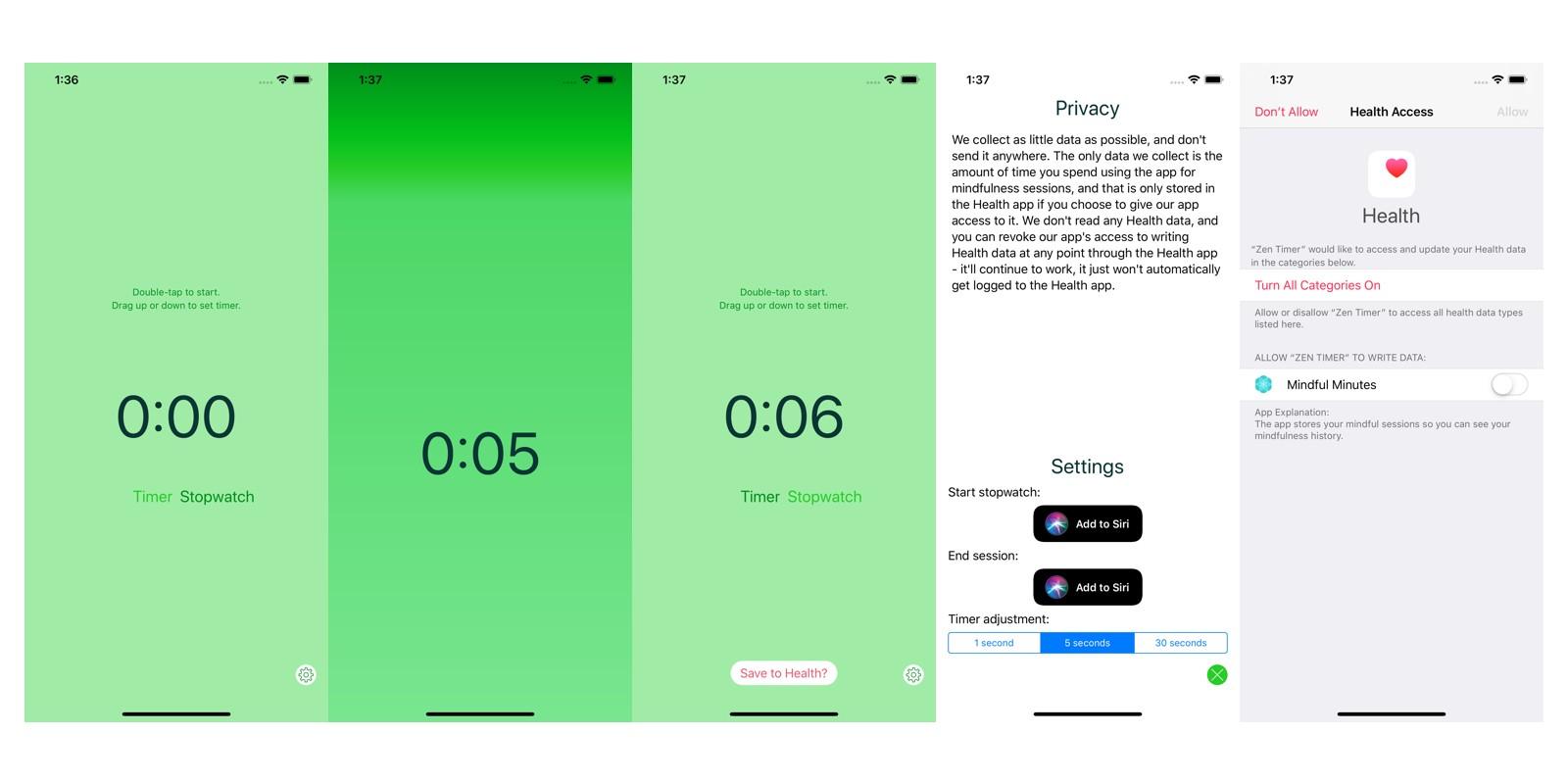 Zen Meditation Timer - iOS Source Code