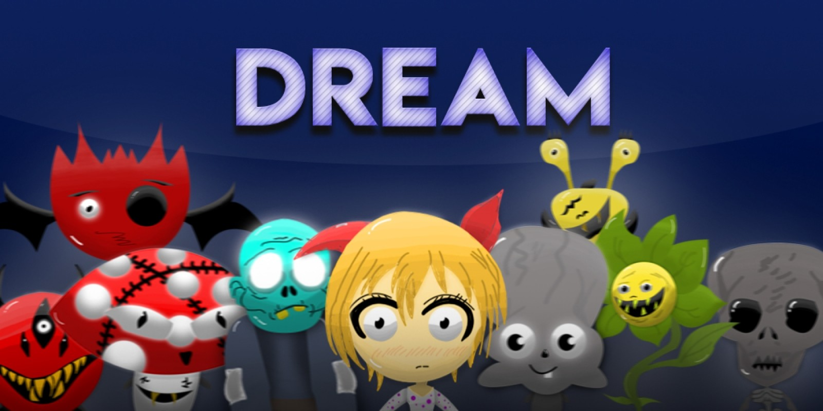 Dream - Complete Unity Project