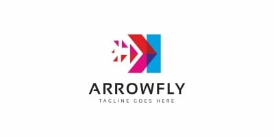 Arrow Fly Logo