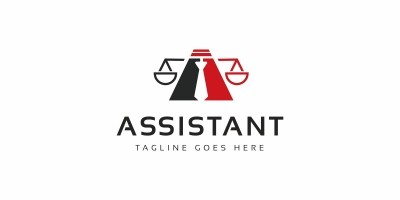 Assistant Law Logo