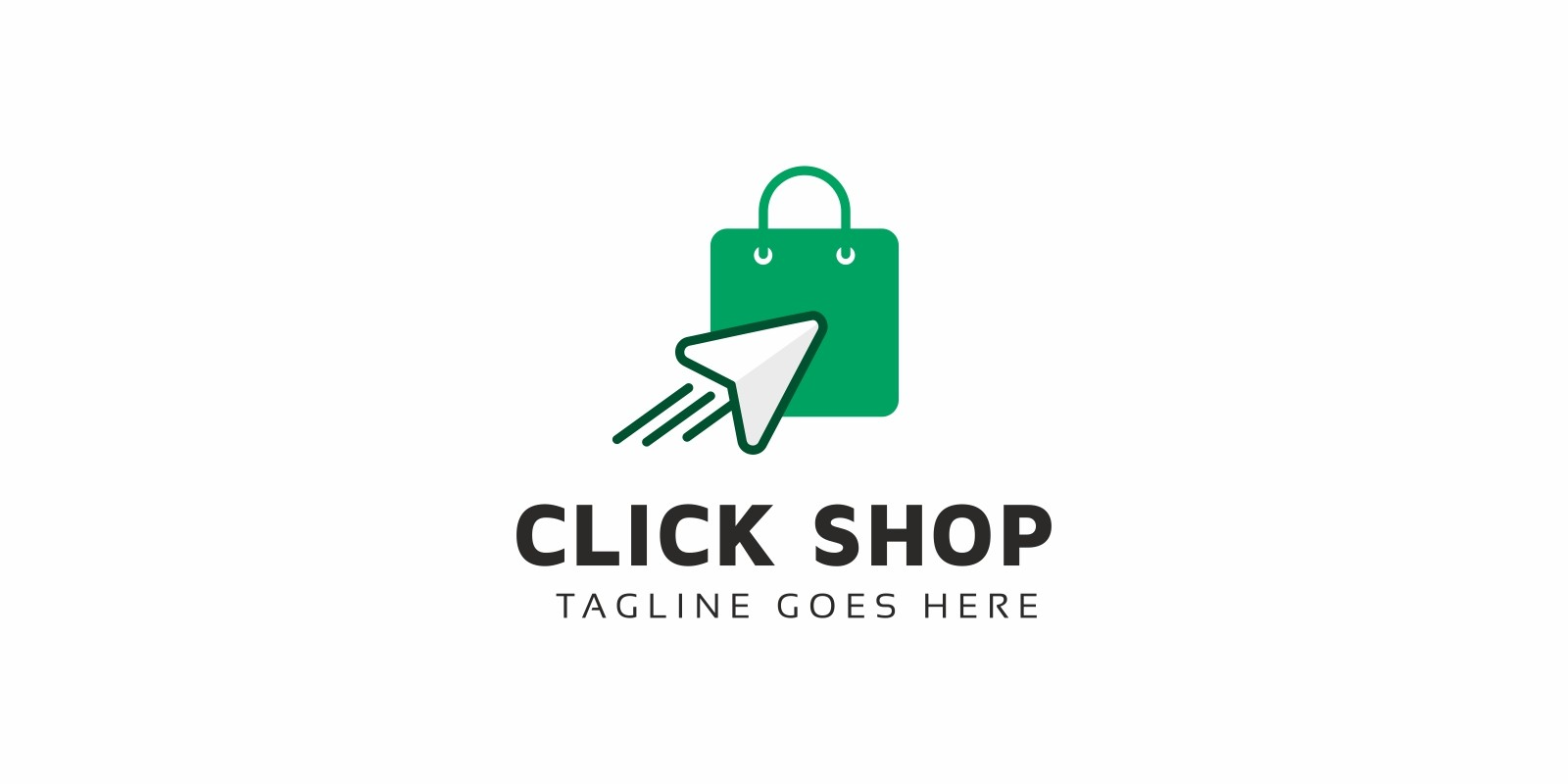 Click Shop Logo