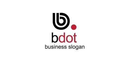 Bdot B Letter Logo