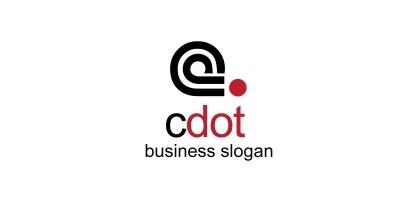 Cdot C Letter Logo