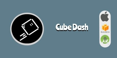 Cube Dash Buildbox Template