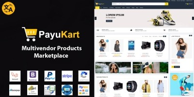 PayuKart - Multivendor Products Marketplace Script