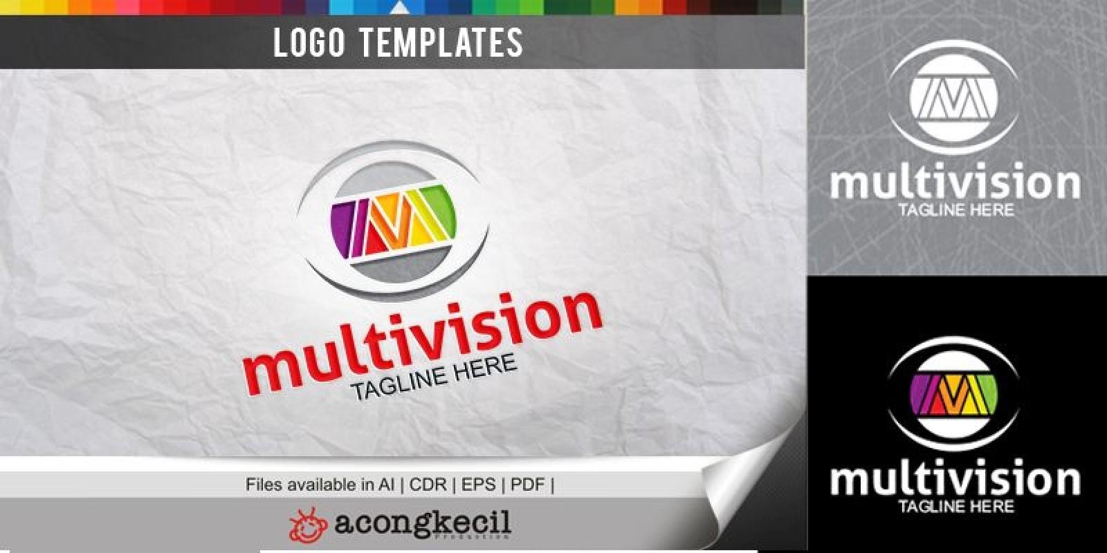 MultiVision V2 - Logo Template