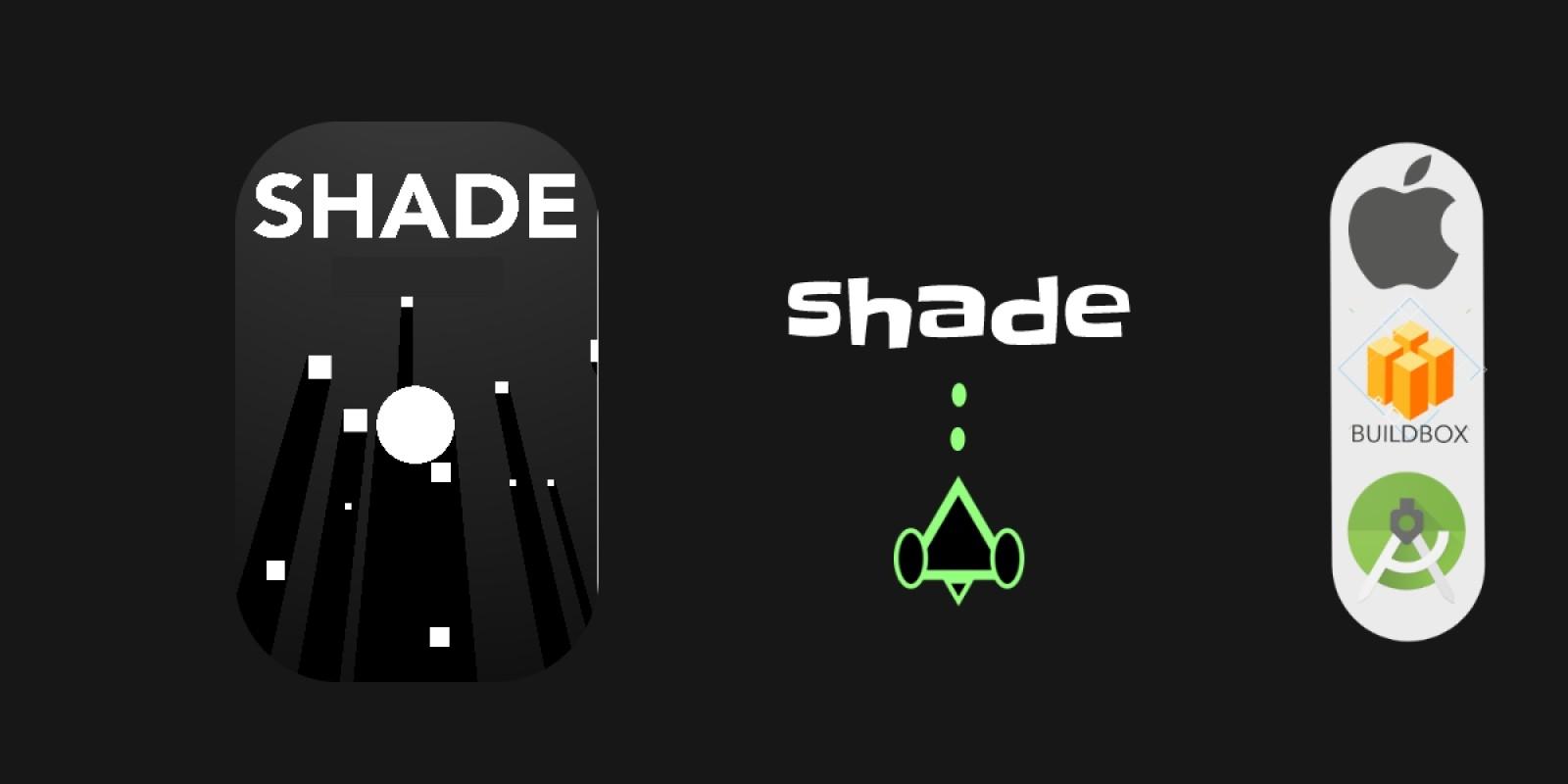Shade - Buildbox Template