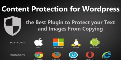 Content Protection For Wordpress