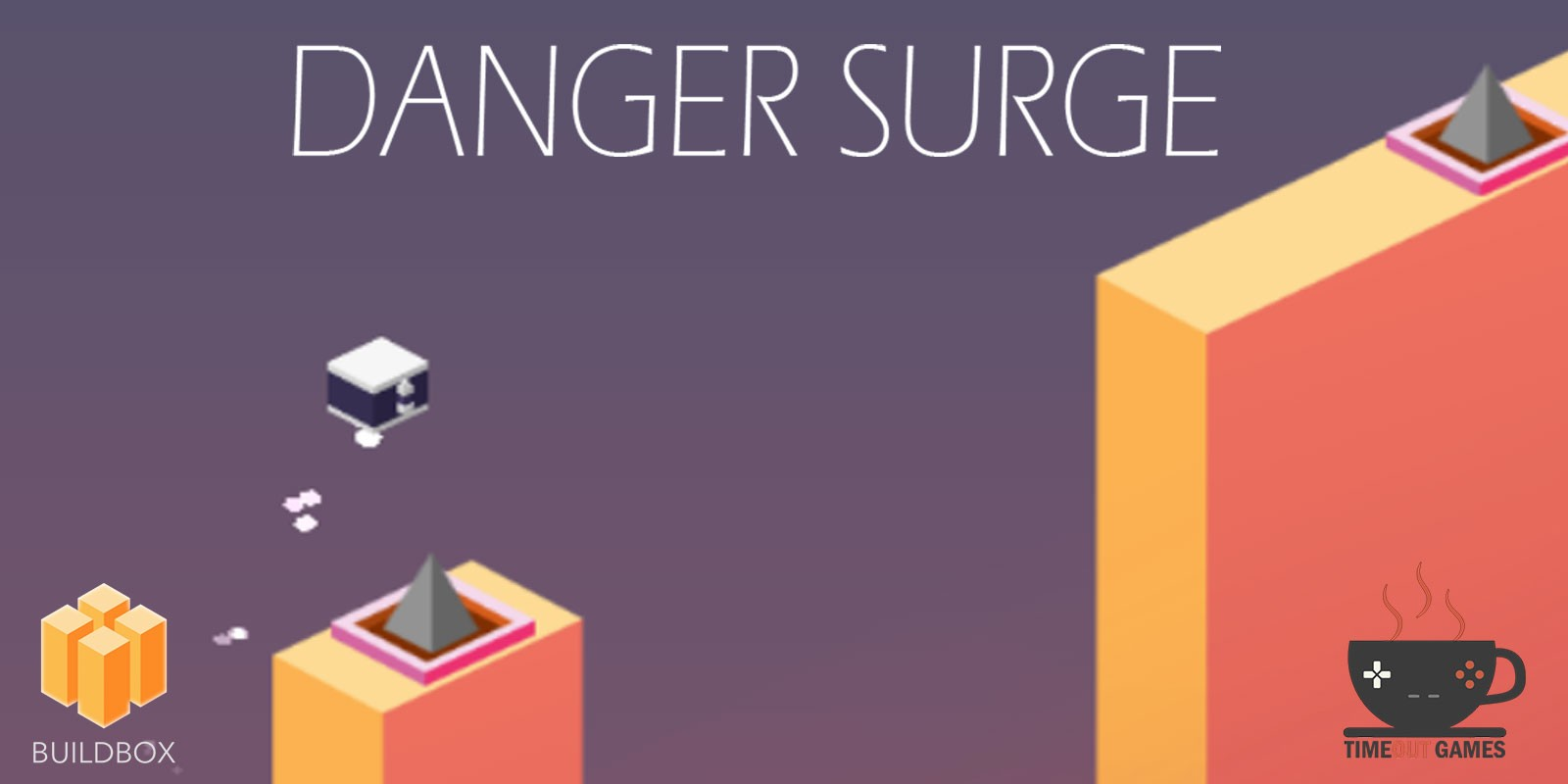 Danger Surge - Full Buildbox Game