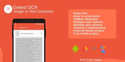 Android OCR Application Source Code