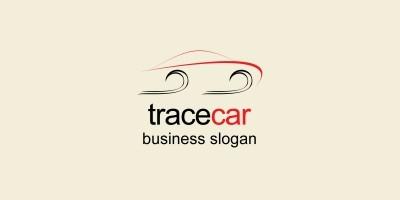 Tracecar Car Logo
