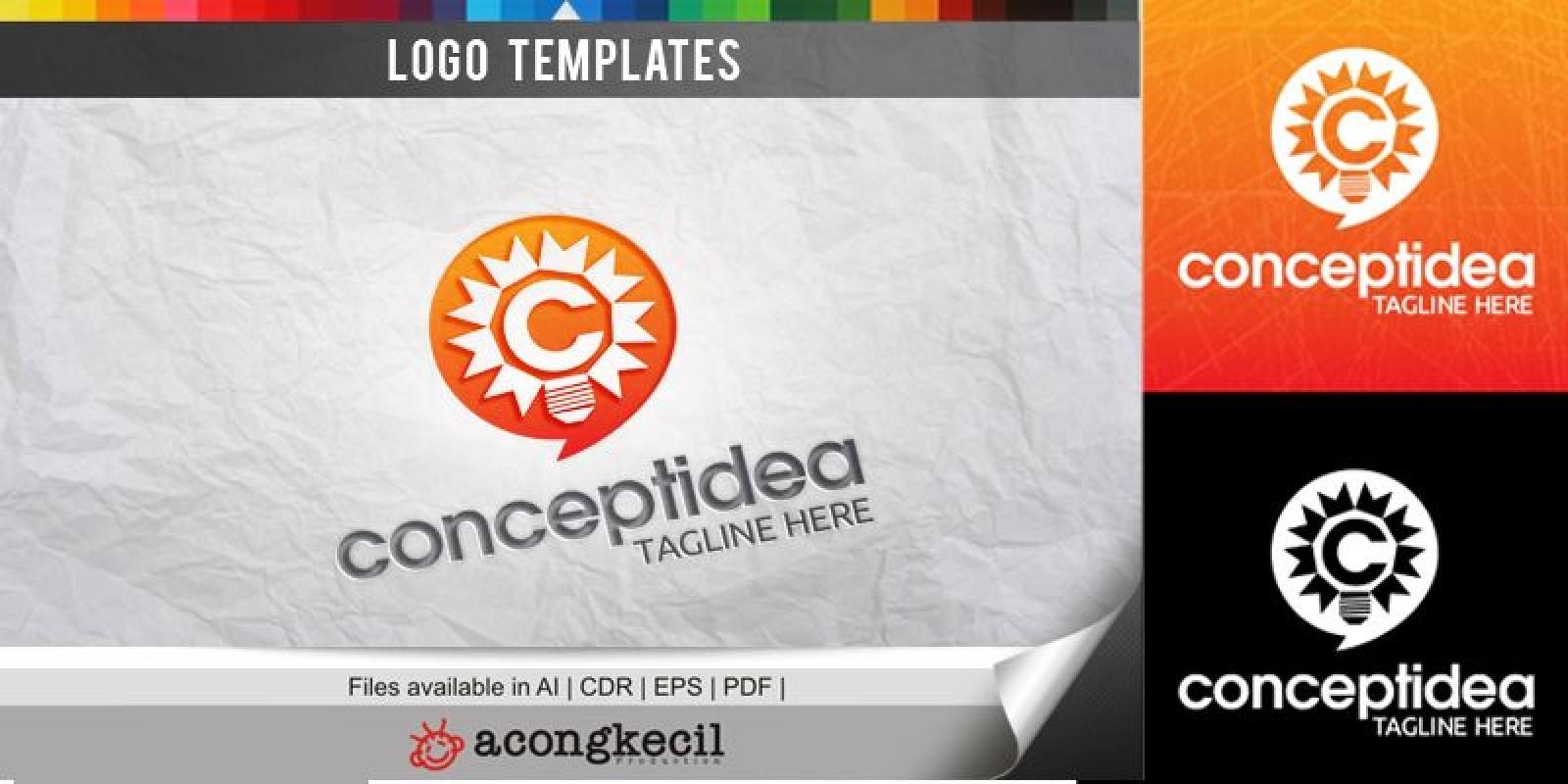 Concept Idea - Logo Template