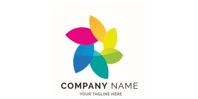 Modern Color Logo 3