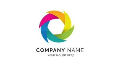 Modern Color Logo 5