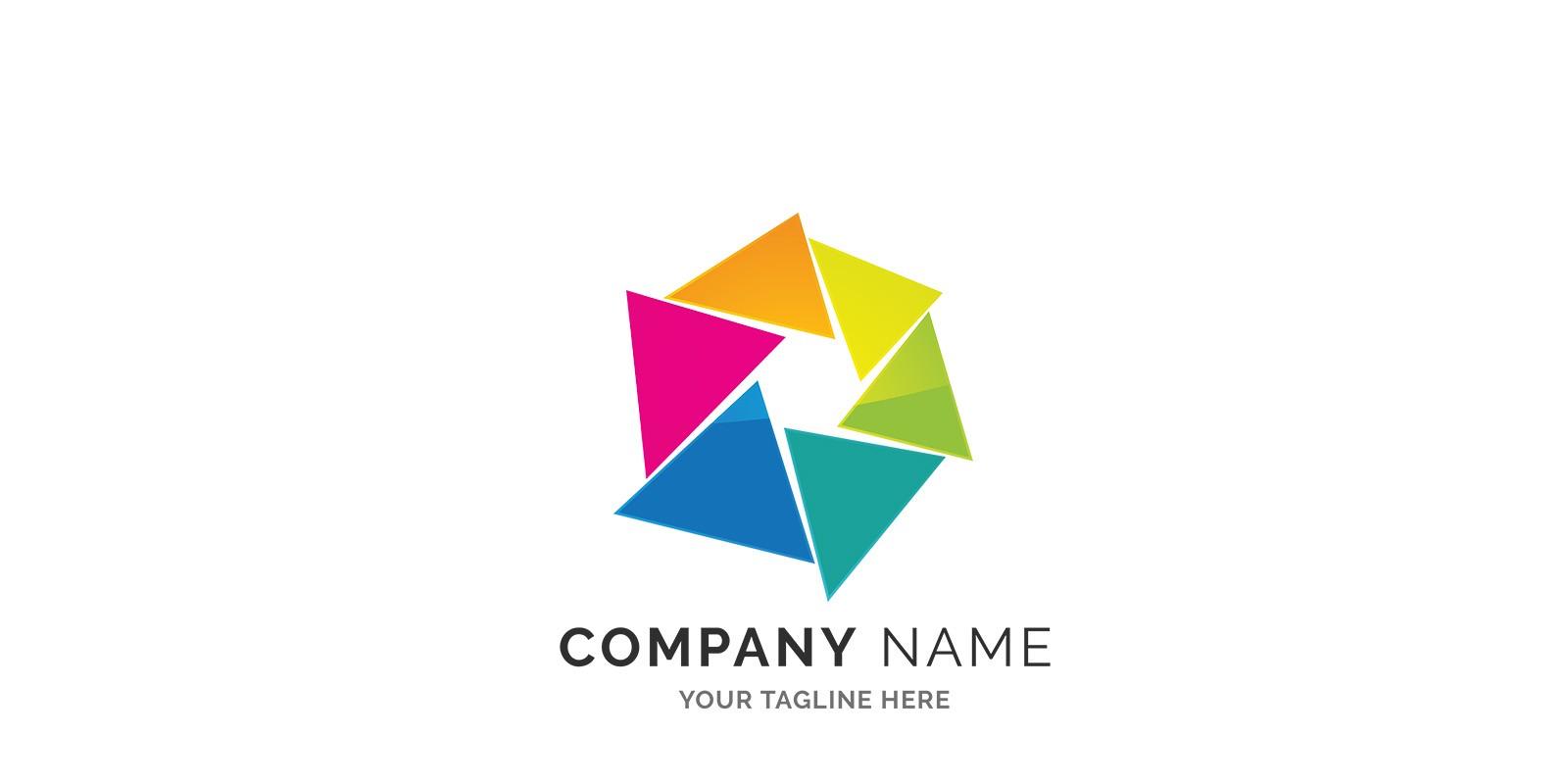 Modern Color Logo 6