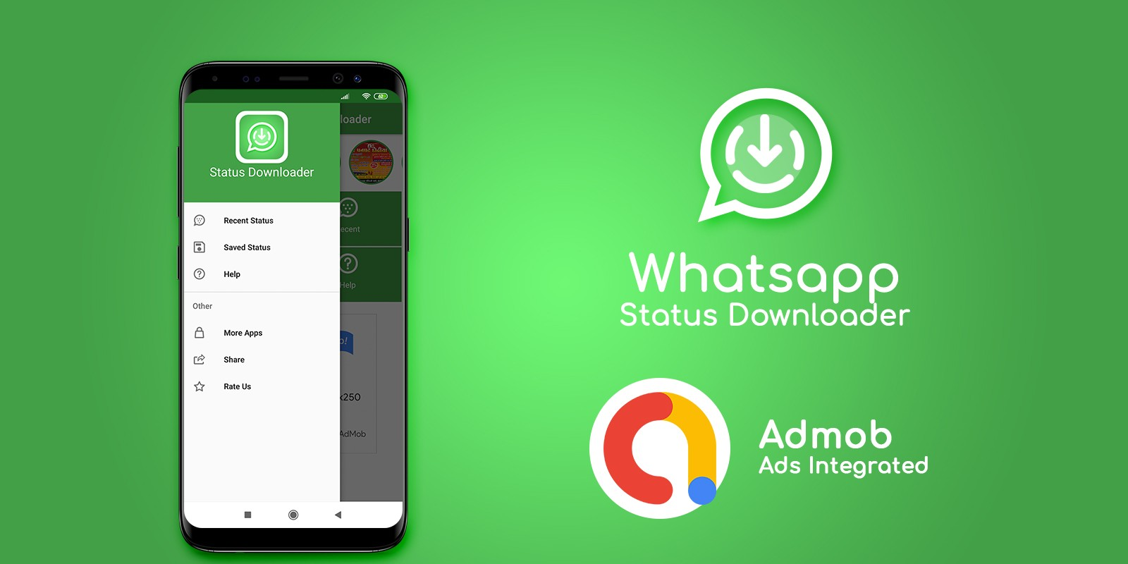Whatsapp Status Downloader Android By Androween