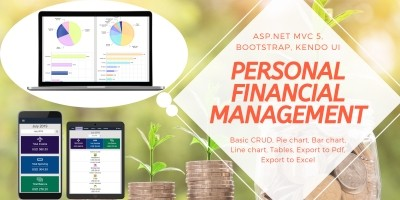 Financial Management  ASP.NET