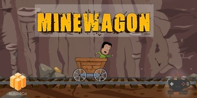 Minewagon - Full Buildbox Game