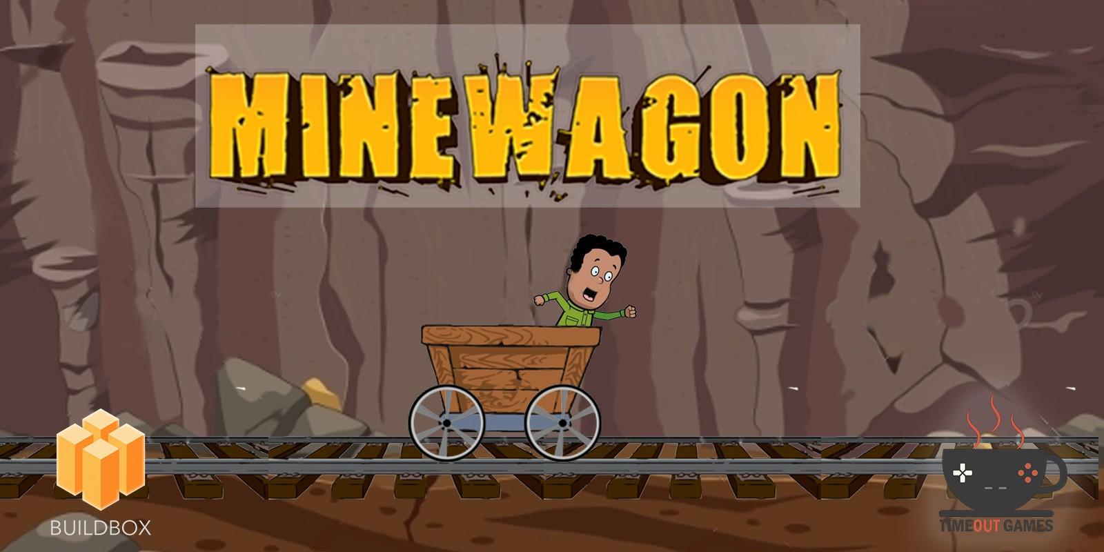Minewagon - Full Buildbox Game