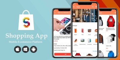Shopping App Templates For Android | Codester