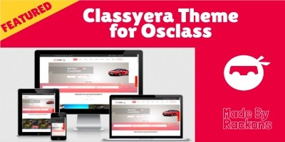 ClassyEra - Classified Ads Osclass Theme