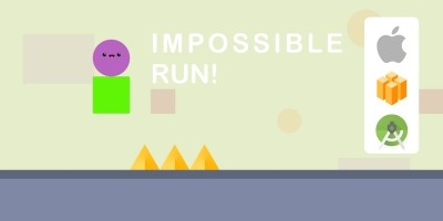 Impossible Run - Buildbox Game Template