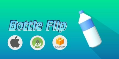 Bottle Flip Full Buildbox Game Tempalte