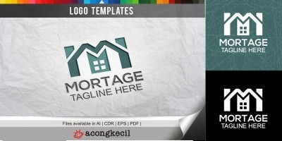 Mortage - Logo Template