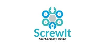 Screwit Mechanics Company Logo