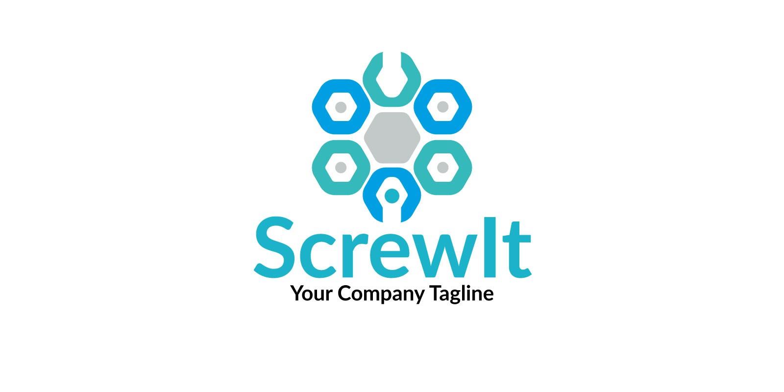 Screwit Mechanics Company Logo