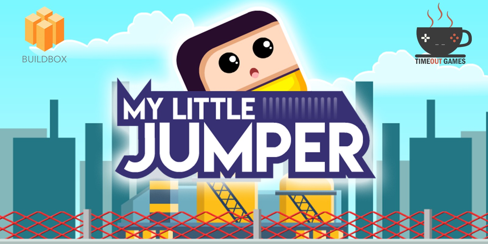 My little Jumper - Full Buildbox Game