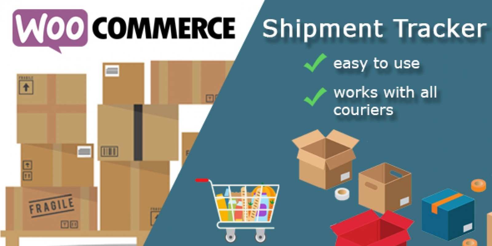 WooCommerce Shipping Tracker Plugin