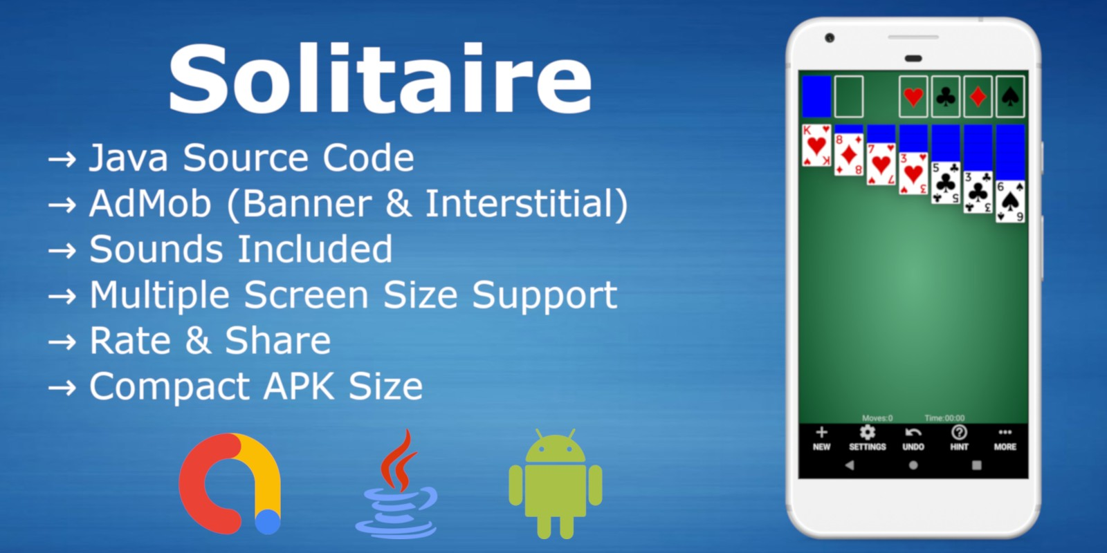 Classic Solitaire - Android Source Code