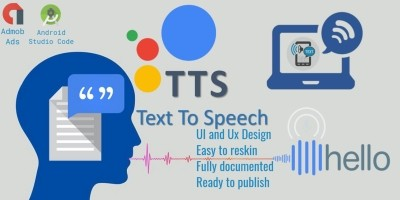 Text To Speech - Android Source Code