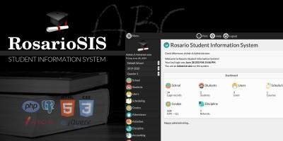 RosarioSIS Premium Student Information System